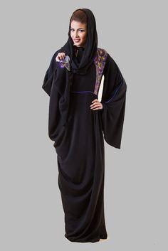 Islamic Abaya Dress Fashion 2013-14