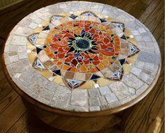 Therese Desjardin Studio - Mosaic Art - Ceramica Mosaics