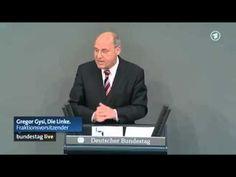 Gregor Gysi Erneute Märchenstunde von Kanzlerin Merkel