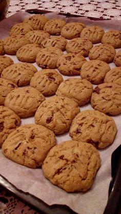 Τέλεια μυρωδάτα μπισκότα με νες καφέ