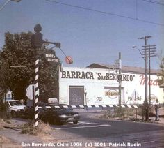 Ex-Cruce ferroviario San Jose