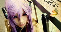This is a good list of #anime #photography Vocaloid: Kamui Gakupo Cosplay
