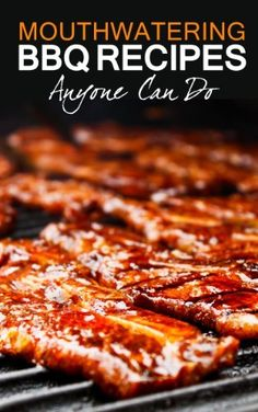 Mouthwatering BBQ Recipes and Grilling Recipes Anyone Can Do: A Cookbook Jam Packed with Barbecue Recipes Full of Flavor and Taste by Dave Richardson, http://www.amazon.com/dp/B00DEJU89C/ref=cm_sw_r_pi_dp_kqyVrb16S8XNN