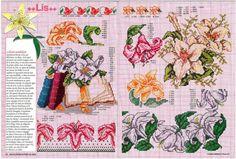 Gallery.ru / Фото #71 - Encyclopedie du point de croix ( Fleurs arbres et feuilles ) - tymannost