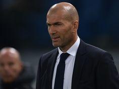 Zinedine Zidane excited about first El Clasico as Real Madrid coach #El_Clasico #Real_Madrid #Football