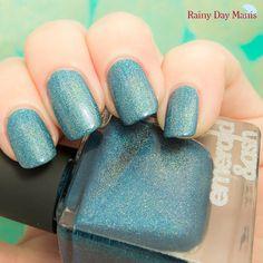 Emerald & Ash:Blue Corundum