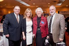 Salute to Women 2013 with Susan Hayes. Greg Durocher, Susan Hay, Regional Councillor Jane Brewer and Cambridge Mayor Doug Craig. Photo www.adamskitom.com