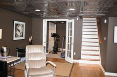 Home Basement Makeover – Giving it Life!