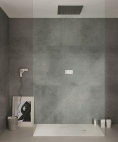 Venticinque by Ceramica Cielo #bathroom #minimal #grey