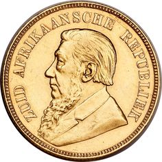 """The Zuid-Afrikaanse Republiek's (ZAR Transvaal ) first currency called a """"Burger Pond"""", made of gold with President Pual Kruger on. On the back it had the """"EENDRAGT MAAKT MAGT"""" engravings on. This was the Dutch words for """"Strength thought unity"""". Dutch Words, Types Of Social Media, Armed Conflict, Free State, World History, Unity, South Africa, Two By Two, Coins"""