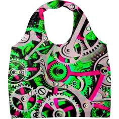 Shop 107 Eco Bag by THE GRIFFIN PASSANT STREETWEAR (STREETWEAR) | Print All Over Me
