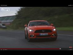VIDEO: The Ford Mustang hits the UK. Chris Harris on Cars | crankandpiston.com Car lifestyle magazine, Car culture website, Sports car magazine