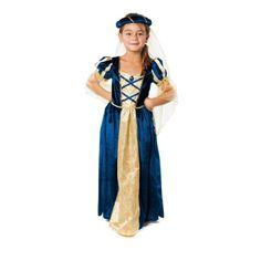 Déguisement de Princesse Médiévale 6-8 ans Imagibul création Oxybul pour enfant de 6 ans à 8 ans - Oxybul éveil et jeux - 34,99€