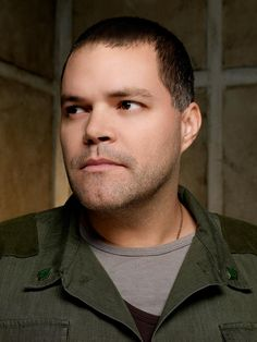 Aaron Douglas...Chief on Battlestar Galactica