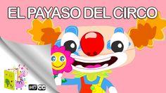 Cuento Infantil: EL PAYASO DEL CIRCO DEL SOL - Cuentos Infantiles Cortos