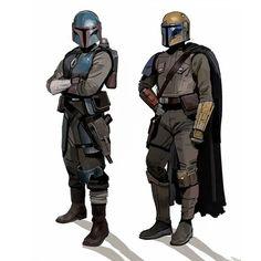 Mandalorian Costume, Mandalorian Armor, Star Wars Characters Pictures, Star Wars Images, Star Wars Painting, Star Wars Design, Star Wars Concept Art, Avengers, Star Wars Rpg