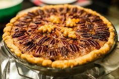 Home Made Pecan Pie #daleholman #daleholmanmaine