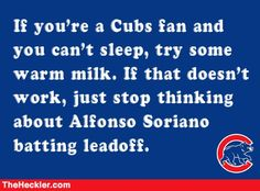 Can't sleep? Stop thinking about Alfonso Soriano's contract!