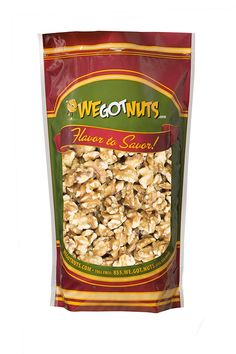 Walnuts, Raw Shelled, Light, Halve and Pieces - We Got Nuts (4 LBS.) >>> See this awesome image  : Fresh Groceries