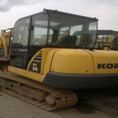 Shanghai Jiangchun provides used Komatsu excavator PC and other heavy machines. This used excavator has. Used Excavators, Komatsu Excavator, Mini Excavator, Shanghai, Spinning, Japan, Origins, Vehicles, Engine