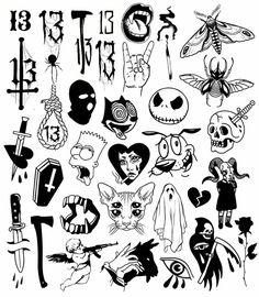 Kritzelei Tattoo, 13 Tattoos, Moth Tattoo, Doodle Tattoo, Cute Tattoos, Flash Tattoos, Spider Tattoo, Arabic Tattoos, Dragon Tattoos