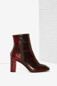 Eugenia Kim Ella Leather Boot - Shoes   Heels