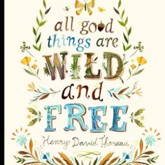 Thoreau is exercising the Transcendentalist idea of living life the its fullest.