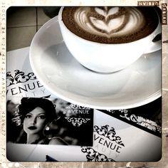 Avenue Beauty loves a good coffee!