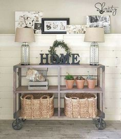 Use white cubby to make more like this