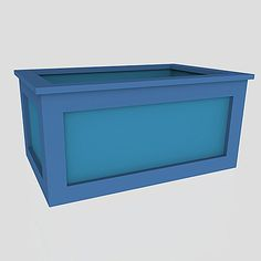 FREE Project Plan: Toy Box