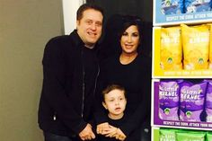 Chris Laurita Explains How His Son Nicholas Inspired His New Business, 'The Little Kernel'