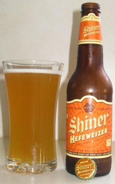 Shiner Hefeweizen ... the best!!!