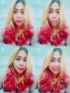 Three tone color   #colouring #haircolor #2016 #bla