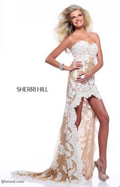 Sherri Hill Dress 21016