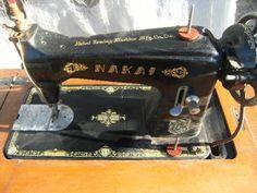NAKAIナカイアンティークミシン Antique sewing machine ¥3000yen 〆04月06日