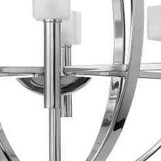 foyer?  Polished Chrome* Mondo Chandeliers Lighting Fixtures    Hinkley Lighting