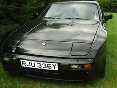 1983 Porsche 944 Black, No Reserve - http://classiccarsunder1000.com/archives/1267