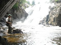 Ausable River New York | Fly Fishing New York: The AuSable River | Arizona WanderingsArizona ...