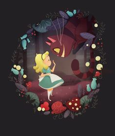 Official Post from LaPendeja: Alice in Wonderland