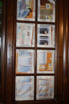 Diy: transformación y decapado de un mueble   Manualidades China Cabinet, Chalk Paint, Ideas Para, Painted Furniture, New Homes, Diy, Storage, Painting, Vintage