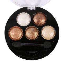 Women Professional Eyes Makeup Pigment Eye shadow Eye Shadow Palette Beauty Brand New H3