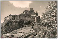 Bolzano (Bozen) - Campo Tures Bolzano (Sand in Taufers Bozen): Il castello - Viaggiata 1953 formato piccolo
