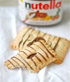 Homemade Nutella PopTarts, So Easy and Delicious You Wont Believe It!