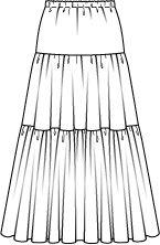 111-052012 M  silk satin, lightweight fabrics