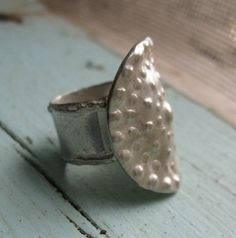 NEPTUNE RING   925 sterling silver  ring by DITIYANO on Etsy, $80.00