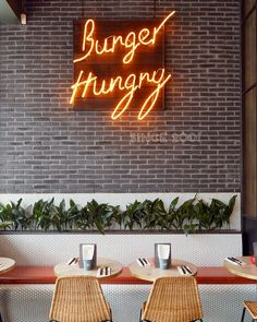 We love this signage we created for Gourmet Burger Kitchen Visit our website and get in touch today to find out how Technical Signs can help you and your business. Signage Design, Cafe Design, Store Design, Cafe Signage, Restaurant Signage, Cool Neon Signs, Led Neon Signs, Gourmet Burger Kitchen, Coffee Shop Design