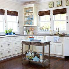 * Decoração e Invenção *: Cozinhas Cottage