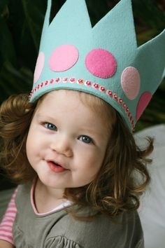 Cute crown