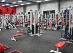 Vanderbilt University TN Rubber Gym Weight Room Flooring - Weight room design