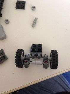 More steering tech | von Retroshark